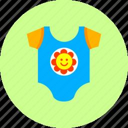 baby, clothes, dress, fashion, kombidress, newborn, wear icon