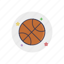 ball, basket, basketball, dribbling, play, sport, toy icon