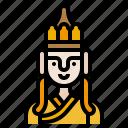 buddha, china, monk, religious, statue icon