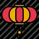 antique, china, lantern, light, travel icon