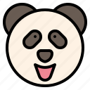 animal, bear, china, mammal, panda icon
