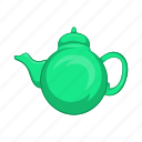 beverage, cartoon, chinese, drink, healthy, tea, teapot icon
