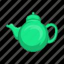 beverage, cartoon, chinese, drink, healthy, tea, teapot icon
