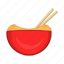 asian, cartoon, chinese, cuisine, food, healthy, rice icon
