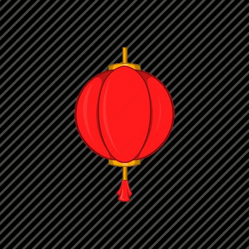 cartoon, celebration, chinese, decoration, lantern, red, traditional icon
