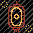asian, chinese, decorations, lantern, light, new, year icon