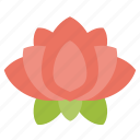 asian, chinese, decorations, flower, lotus, new, year icon