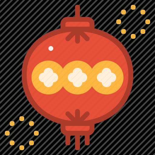 Asian, chinese, decorations, lantern, light icon