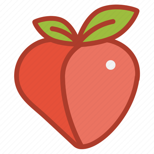 asian, chinese, decorations, fruit, new, peach, year icon