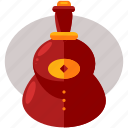 bottle, celebration, chinese, drink, festival, new, year icon