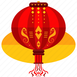 celebration, chinese, festival, lantern, new, year icon