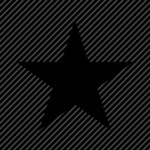 Bookmark, media, star icon - Download on Iconfinder