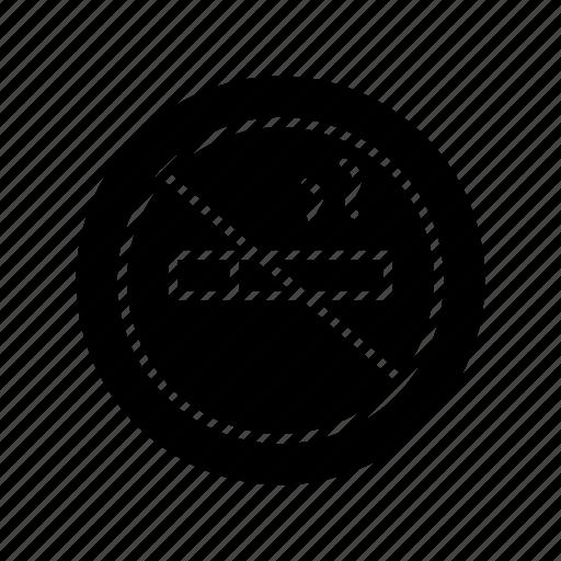 Hotel, no, nosmoking, smoking icon - Download on Iconfinder