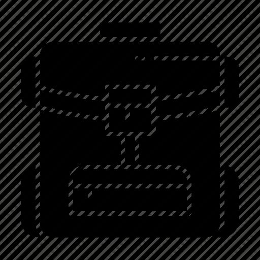 Backbag, bag, hotel, service icon - Download on Iconfinder