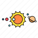astronomy, solar, space, system, universe
