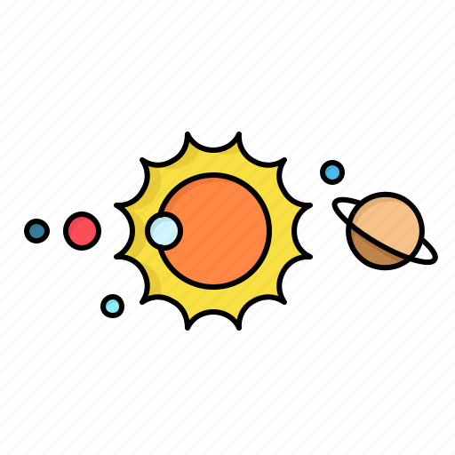 Astronomy, solar, space, system, universe icon - Download on Iconfinder
