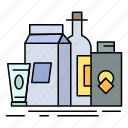 bottle, branding, marketing, packaging, product icon