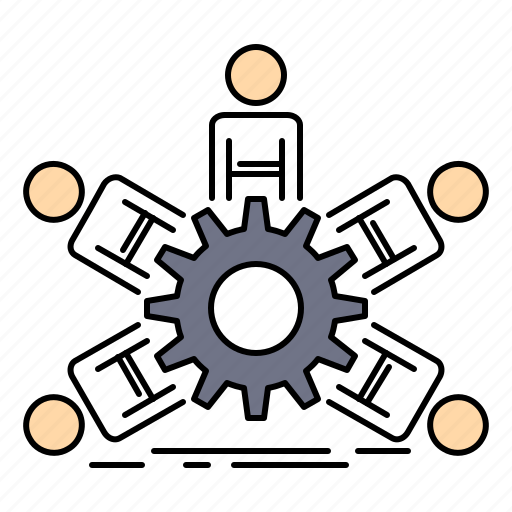 Business, group, leadership, team, teamwork icon - Download on Iconfinder