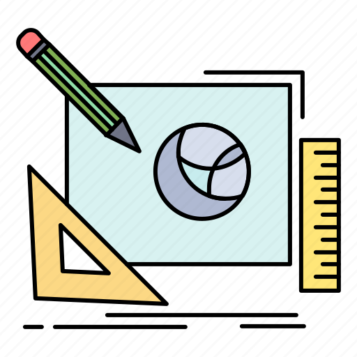 creative, design, idea, logo, process icon
