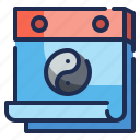 calendar, date, event, month, schedule, time, year icon