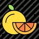 orange, fruit, food, healthy, citrus