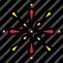 celebrate, china, explosive, firework icon