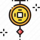 coins, gold icon