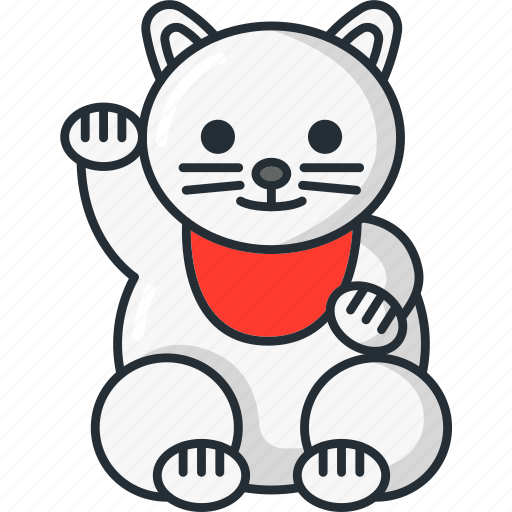 Cat, china, chinese, new, year icon - Download on Iconfinder