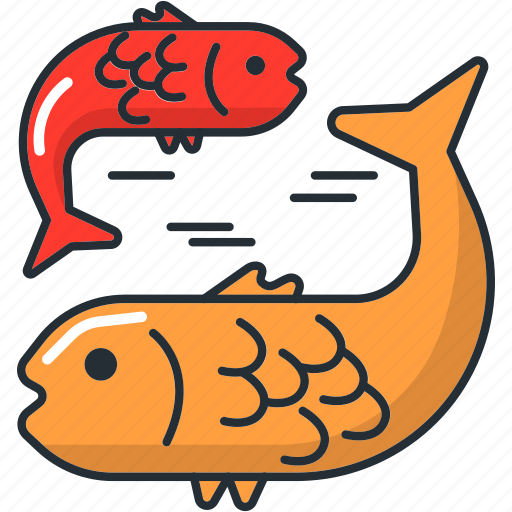 China, chinese, fish, new, year icon - Download on Iconfinder