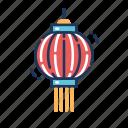 asian, celebration, chinese new year, decor, decoration, festival, lantern icon