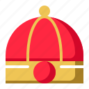 chinese, chinese new year, fashion, hat icon