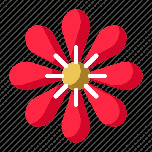 Blossom, floral, flower, plant icon - Download on Iconfinder