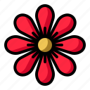 blossom, floral, flower, plant icon