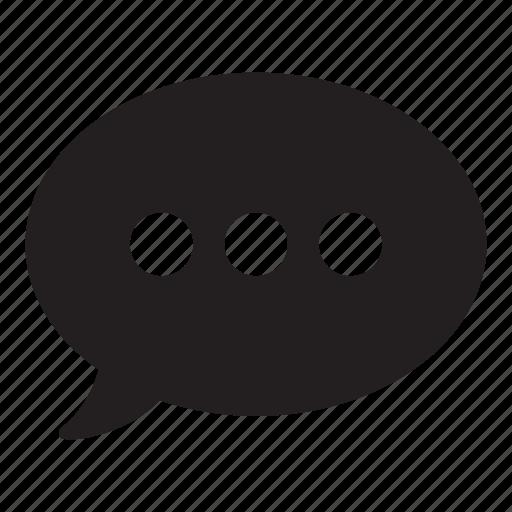 chat, discuss, friends, gossip, message, msg, talk icon