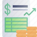 banking, finance, money, business, increase, growth, profit