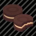cookies, sweetness, food, chocolate, biscuit, dessert, cake