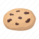 biscuit, cake, chocolate, cookies, dessert, food, sweetness icon