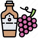 alcohol, communion, eucharist, grape, holy, rite, wine icon