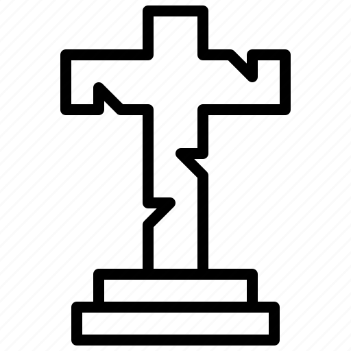 Christian, christianity, cross, religion, religious, signs icon - Download on Iconfinder