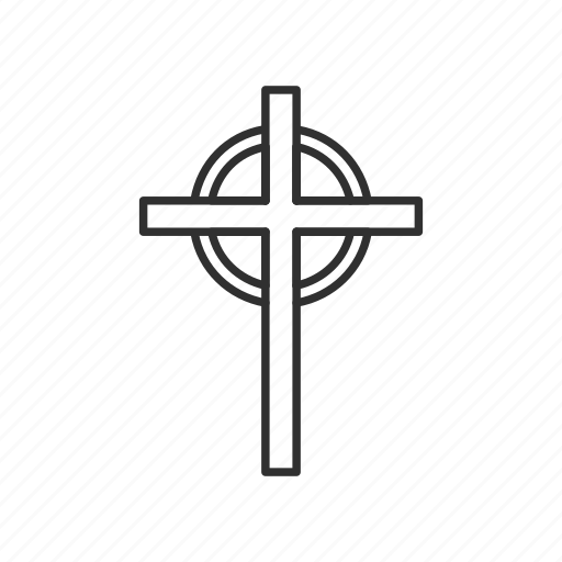 Catholic, christian, christianity, church, cross, holy, religion icon - Download on Iconfinder
