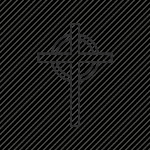catholic, christian, christianity, church, cross, holy, religion icon