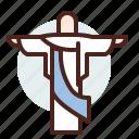 christian, jesus2, religion icon