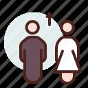 christian, marriage, religion icon