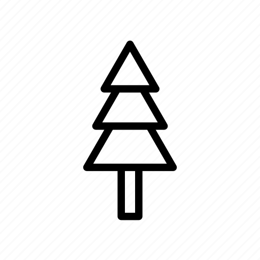 Fir, tree, christmas, christmas tree, decoration, winter icon - Download on Iconfinder