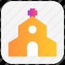 building, christmas, church, religious icon