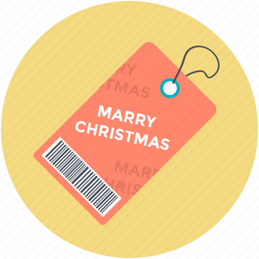 christmas label, christmas sticker, christmas tag, commercial tag, shopping tag icon