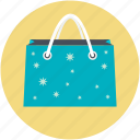 bag, hand bag, ladies purse, purse, shoulder bag icon