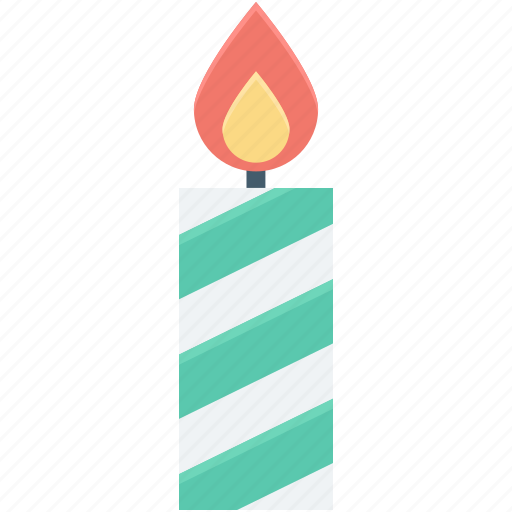 Advent candle, candle, candle burning, christmas candle, decoration icon - Download on Iconfinder