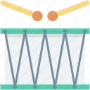 childrens drum, drum, hand drum, musical instrument, percussion icon
