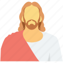 avatar, christianity, jesus, jesus christ, religion icon